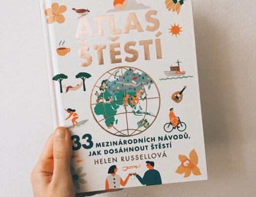 kniha Atlas štěstí