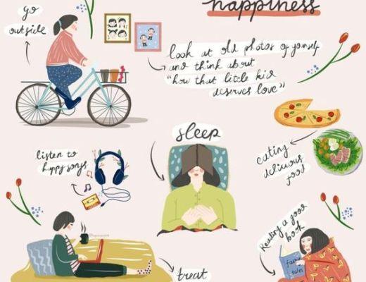 seznam věcí pro štěstí
