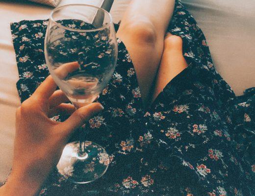 víno a šaty