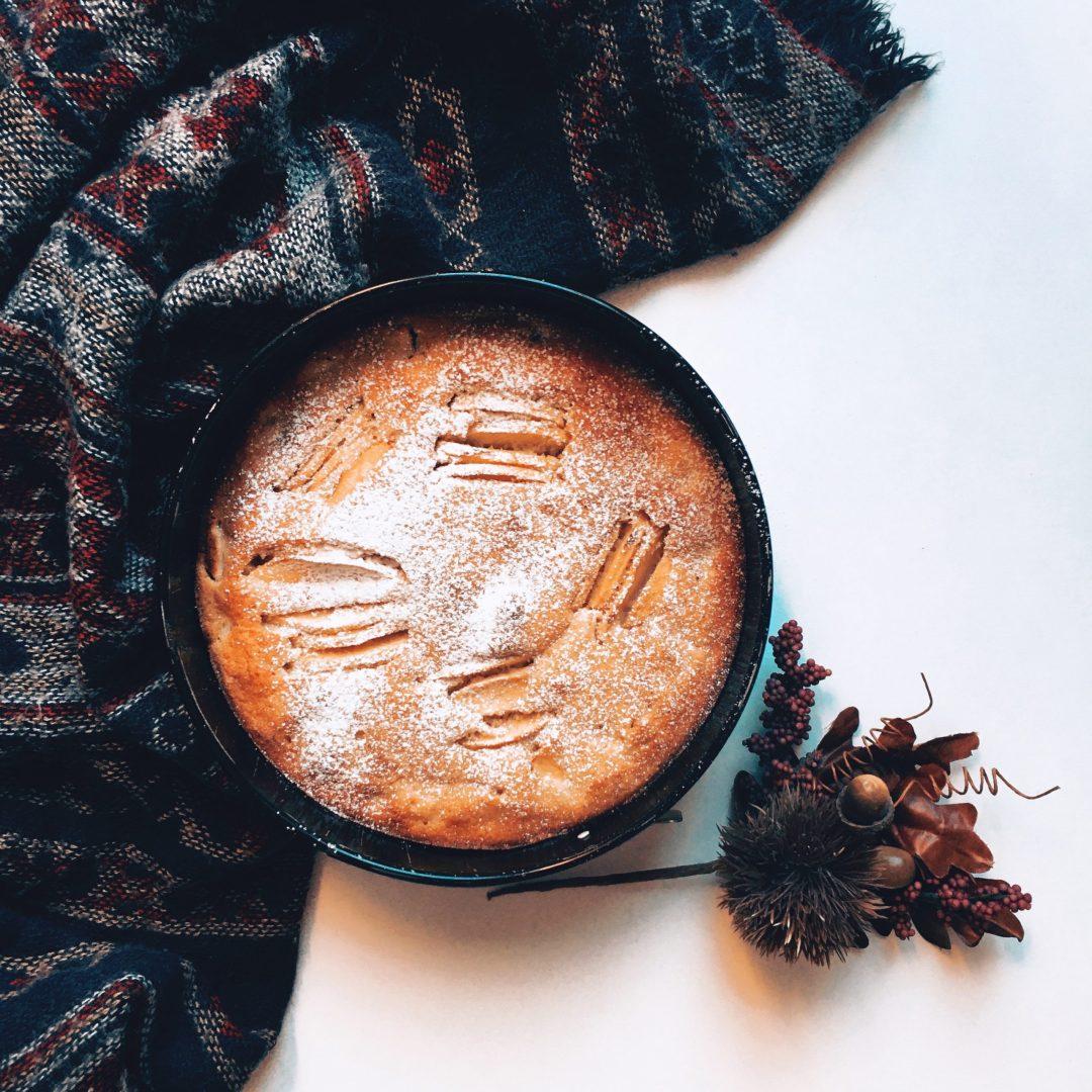 podzimní koláč