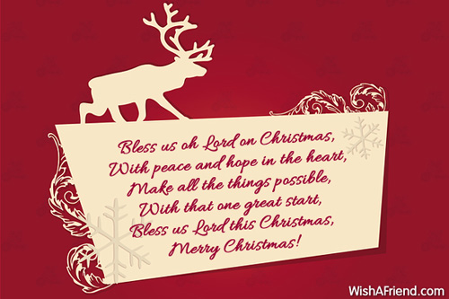 index of christmas - Religious Christmas Poems