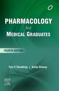 Pharmacology for Medical Graduates By Shanbagh 4th edition