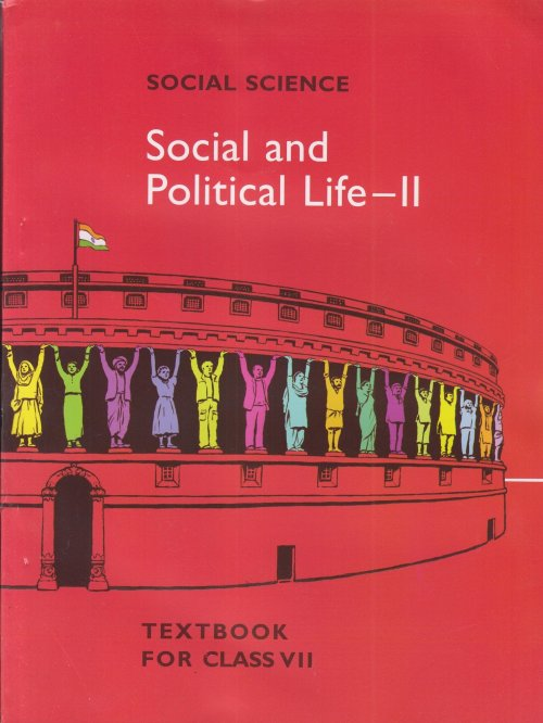 NCERT Social and Political Life Part 2 Textbook For Social Science For Class 7th