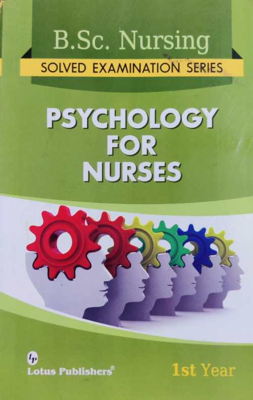 BSc Nursing 1st Year Solved Paper Lotus Publisher