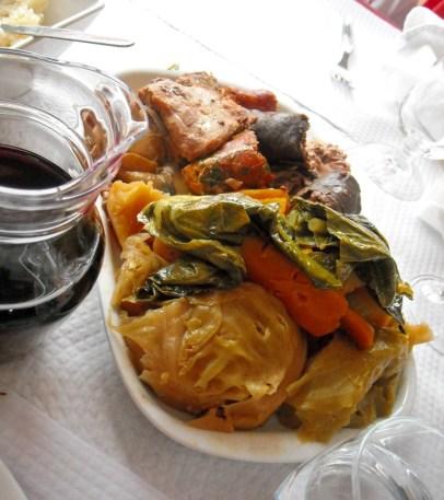 Cozido das Furnas, Sao Miguel, Azores, Portugal
