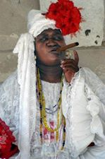 Cuban Lady, Santiago de Cuba (Photo by Manuel Fonseca)