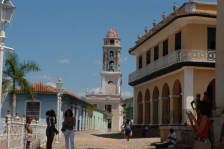 Trinidad, Cuba (Photo by Manuel Fonseca)