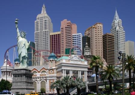 New York New York Hotel, Las Vegas, Nevada