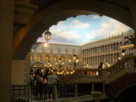 Venetian Resort, Las Vegas, Nevada