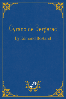 Book Cover of Cyrano de Bergerac