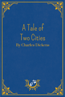 Book cover of A Tale of Two Cities