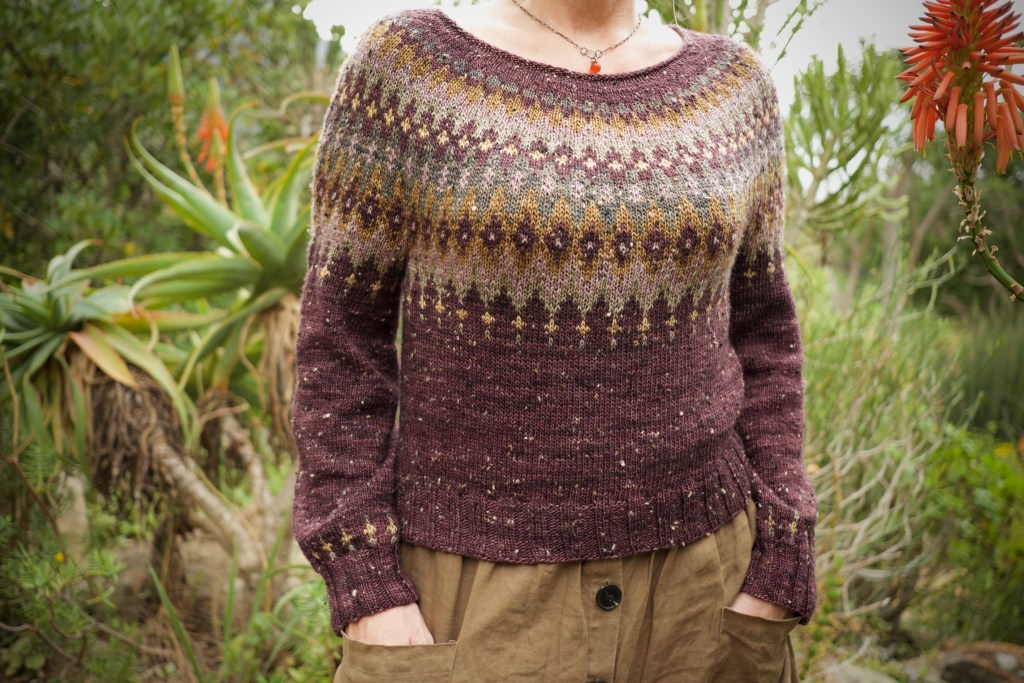 available on Ravelry