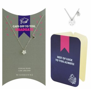 anyone Bright Star Solitare Necklace