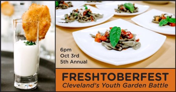 Cleveland's Young Chefs Compete to Feed You Well at Freshtoberfest