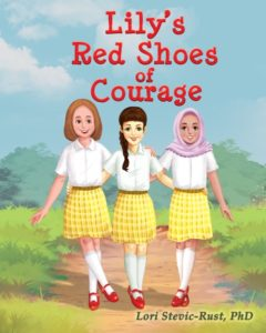 Lily's Red Shoes of Courage
