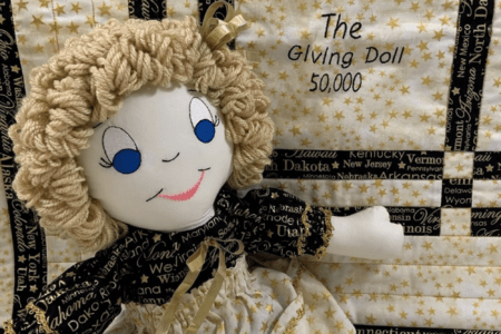 The Giving Doll