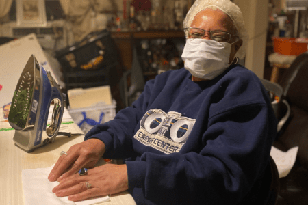 Sew Much Good: Local Efforts Abound for Stitching Safety Masks