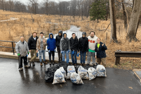 What's Not Canceled? Cuyahoga Soil and Water Conservation's River Day Cleanup