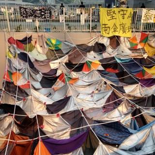 Umbrella tent 01