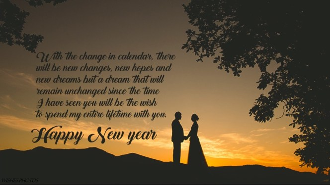 happy new year poem and images