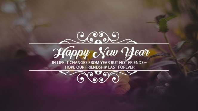 Happy New Year Inspirational Quotes