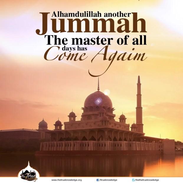 Alhamdulillah-Another-Jummah