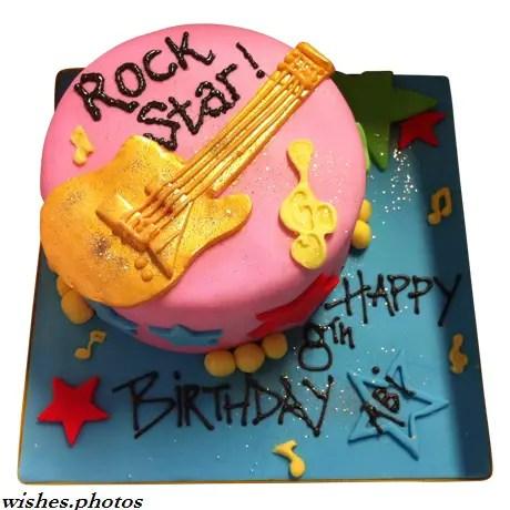 Rock-Star-Guitar-Cake