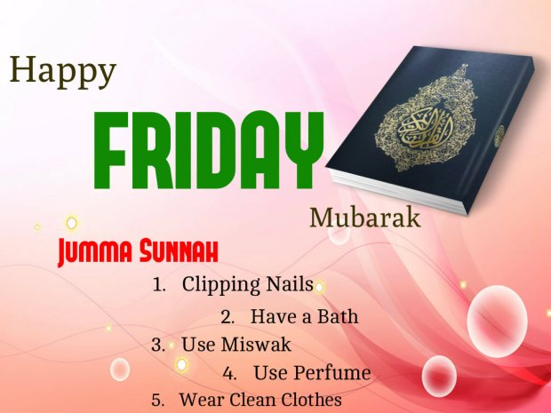 happy friday mubarak