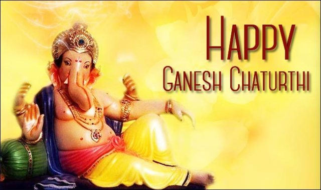Happy Ganesh Chaturthi Wishes And Quotes 2016