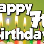Amazing 7th Birthday Wishes | Happy 7th Birthday Wishes