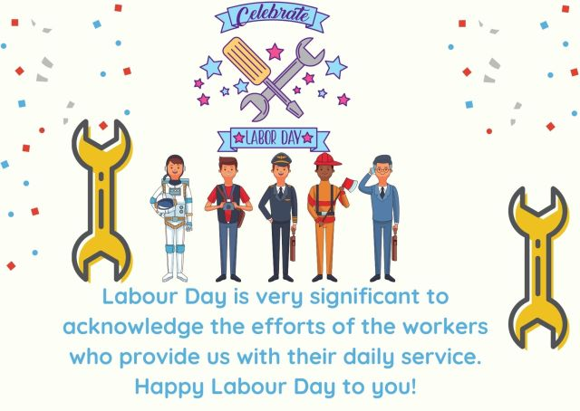 Happy Labor Day Wishes Images