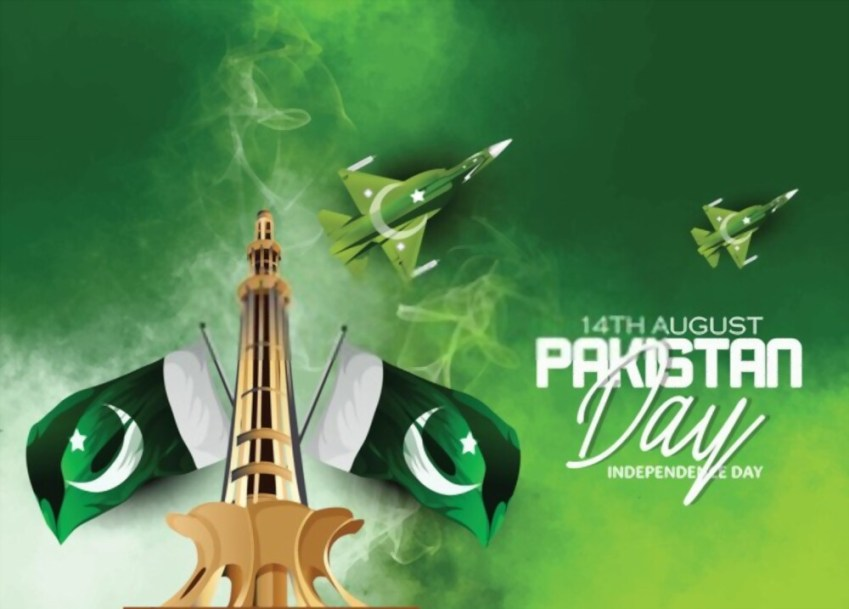 14 August Day Independence Pakistan