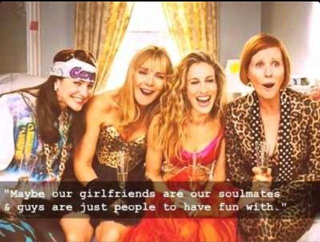 Why Our Girlfriends are Actually Our Soul mates