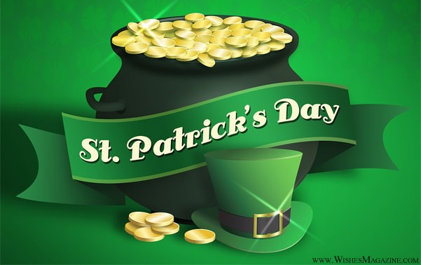 St. Patrick's Day Wishes | Happy St. Patrick's Day Messages