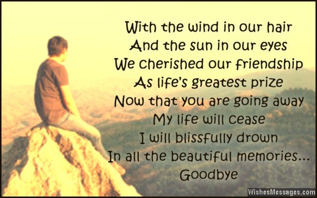 Image result for quotes about leaving farewells