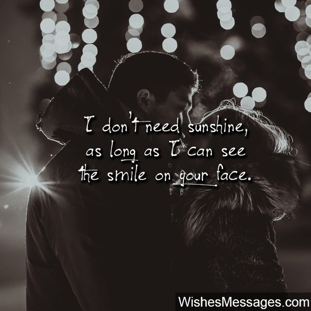 You Are My Sunshine Love Quotes