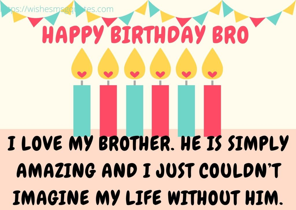 Funny Birthday Messages For Bro
