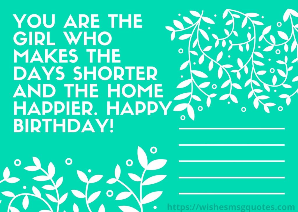 3rd Birthday Quotes From Uncle To Baby Girl
