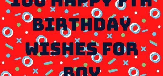 100 Happy 7th Birthday Wishes For Boy