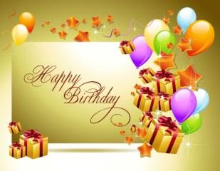 60+ Happy Birthday Wishes