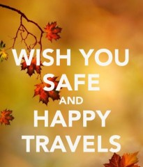 Most Amazing Traveling Wishes For All