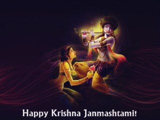 Happy  Janmashtami Wishes And Janmashtami Quotes 2016