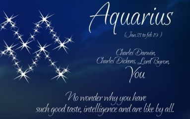aquarius birthday wishes