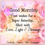 Saturday Wishes And Greetings 2017