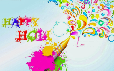 Happy Holi Wishes And Greetings