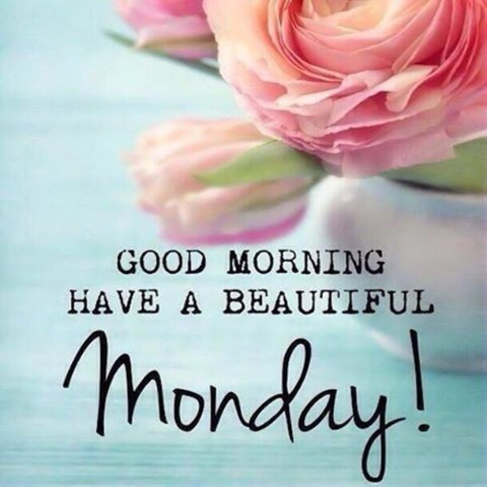 Happy Monday Quotes With Good Morning Images & Messages   Wishes Quotz