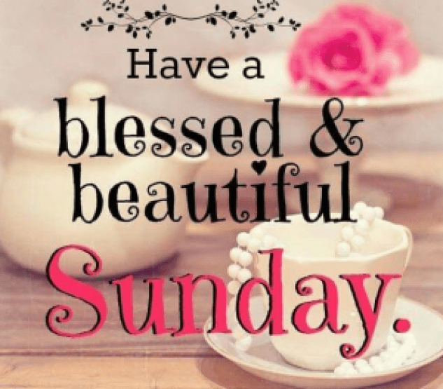 Inspirational Sunday Quotes with Love Messages [Latest] | Wishes Quotz