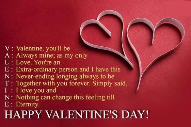 Valentine's Day Wishes, messages and Quotes