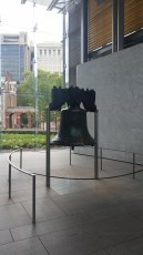 And it's the Liberty Bell