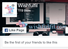 Like Wishfulfil Facebook